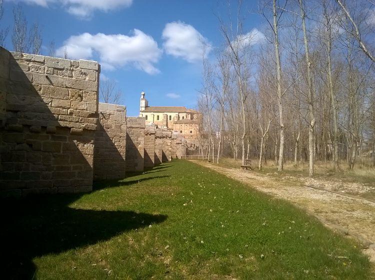Torquemada, ein schönes spanisches Städtchen