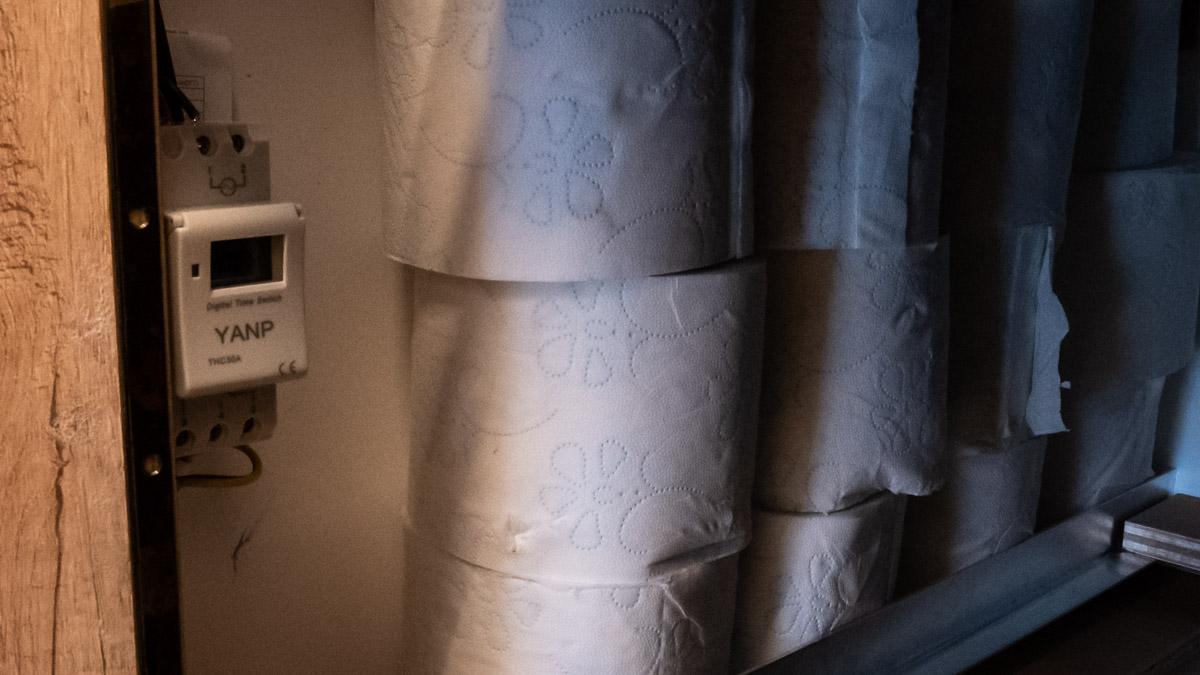 Wasserboiler Zeitschaltuhr 24V