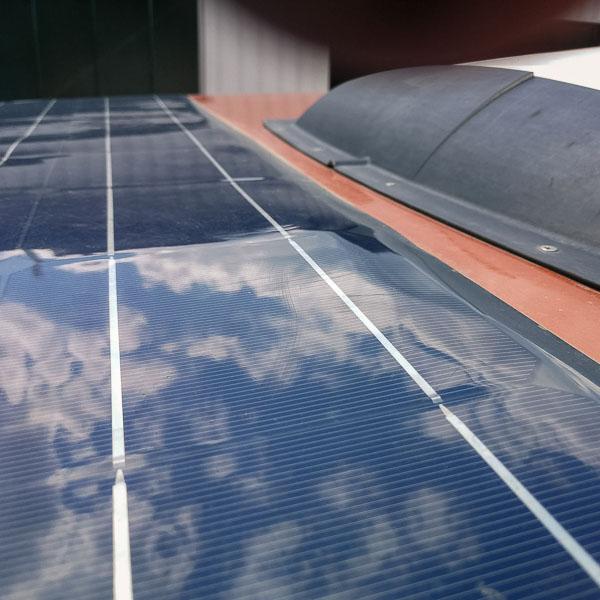 Wieviel Watt für Solaranlage Wohnmobil