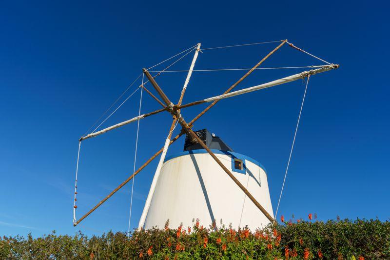 Windmühle Santiago do Cacem