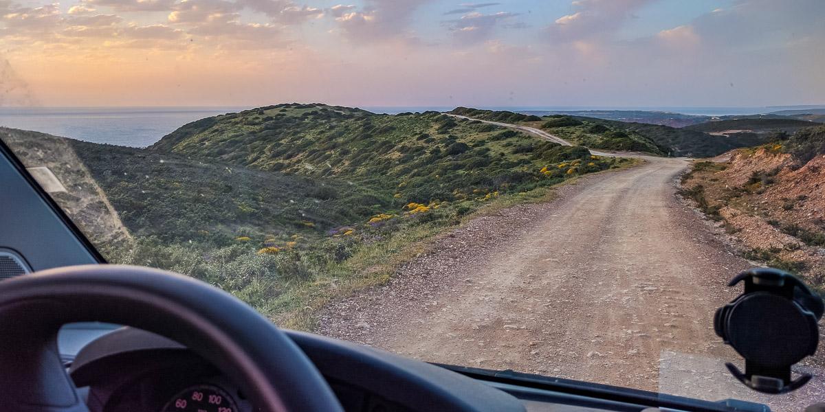 Wohnmobil Blog: mit dem Kastenwagen unterwegs