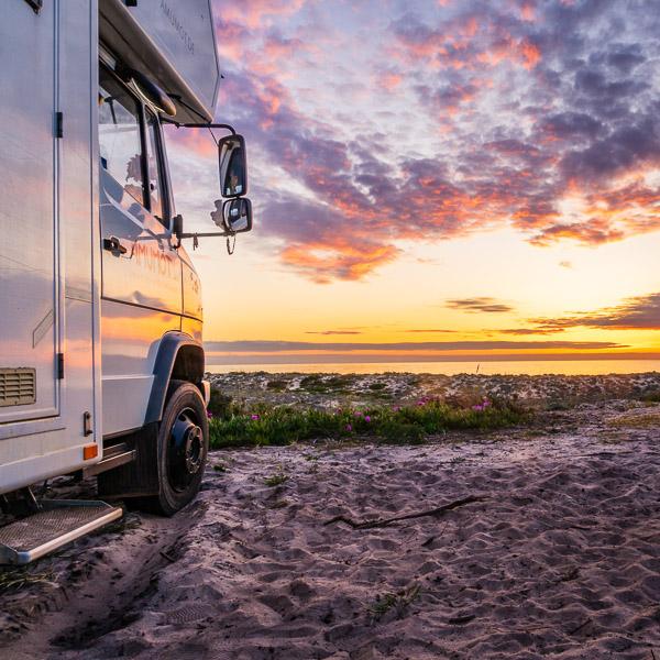Wohnmobil Portugal freistehen