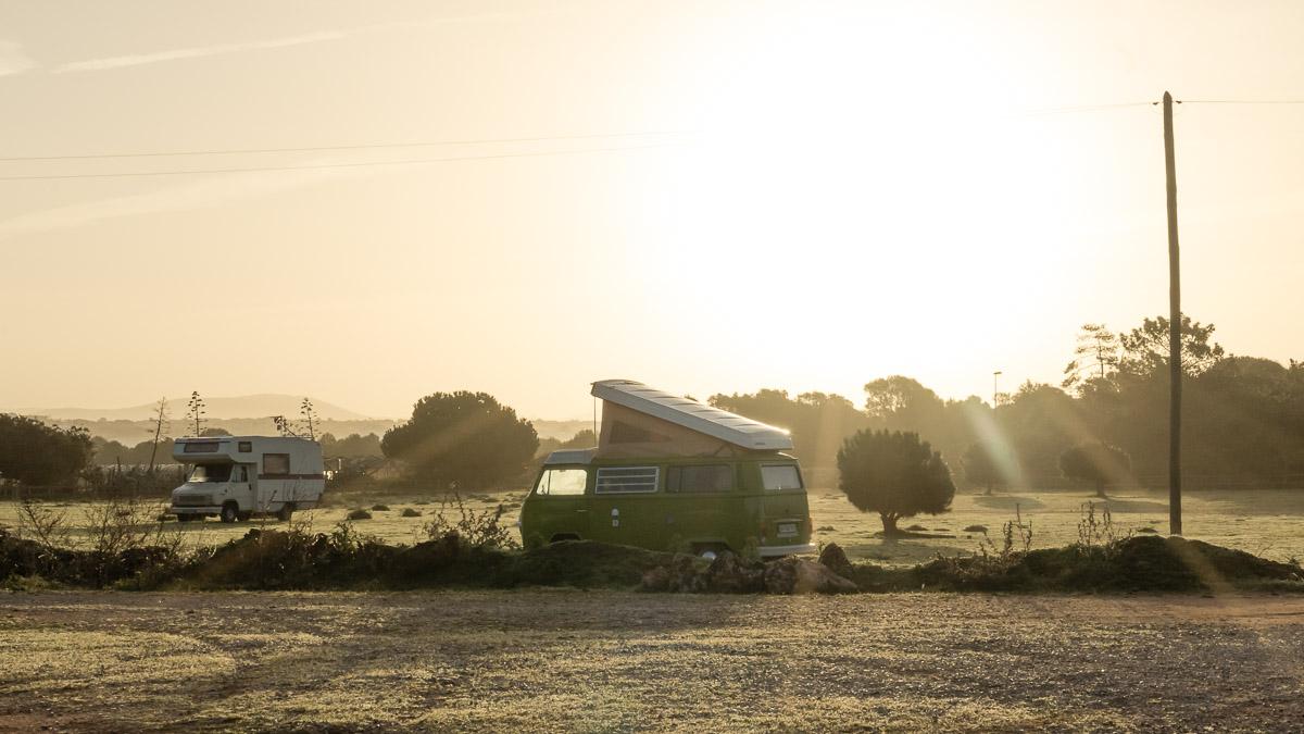 Reisebericht: mit dem Wohnmobil oder Camper nach Portugal