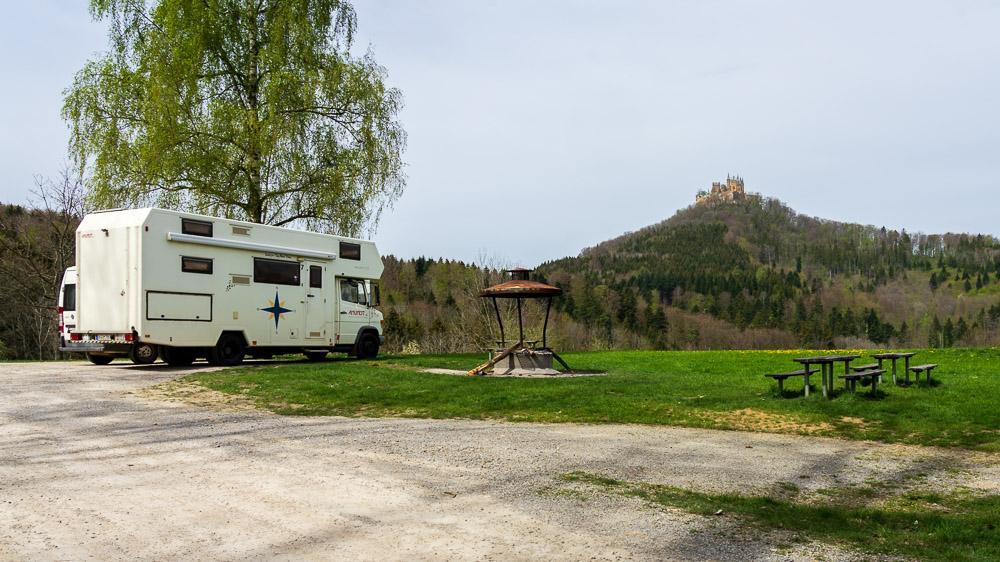 Schwäbische Alb Wohnmobiltour