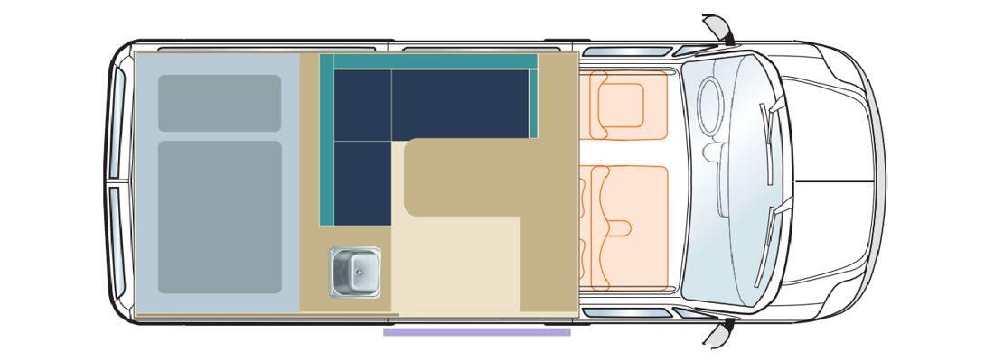 wohnmobilausbau wohnmobil selber ausbauen. Black Bedroom Furniture Sets. Home Design Ideas