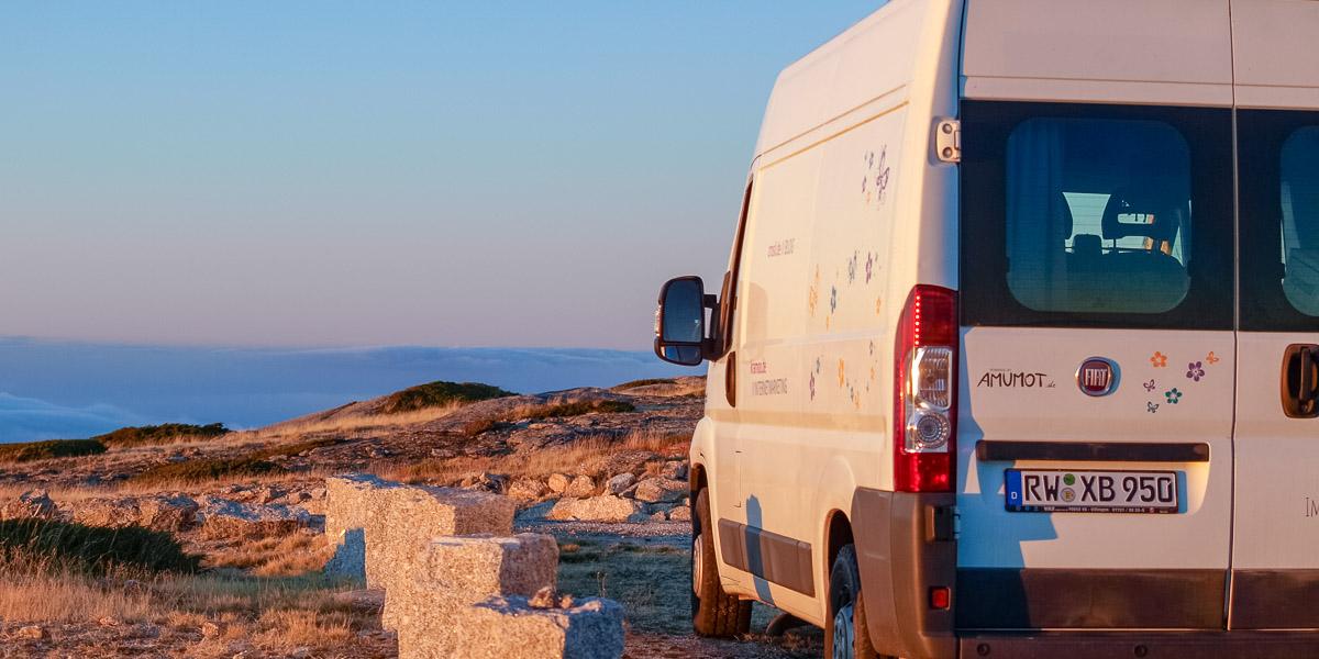 Womoblog: Wohnmobil Reise Blog zu Portugal